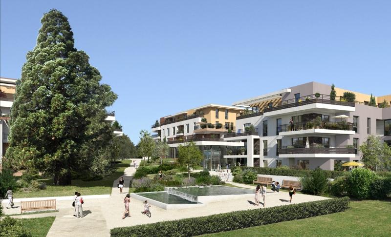 Altarea cogedim ilot mairie bures sur yvette 91 elfimm for Plan bures sur yvette