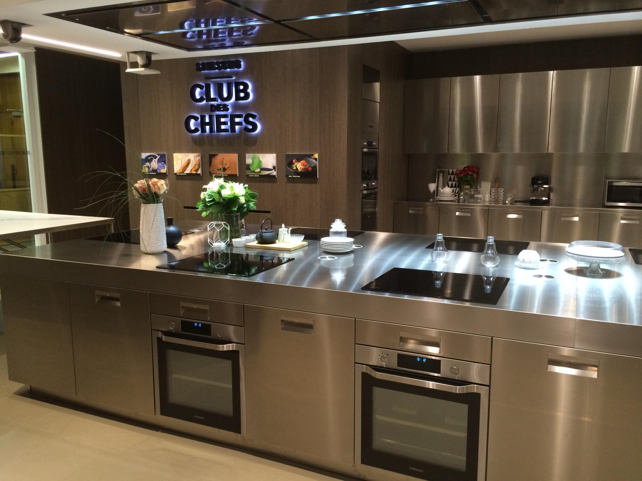 Laboratoire SAMSUNG Ecole Grégoire FERRANDI Paris ème Elfimm - Ecole de cuisine ferrandi paris restaurant